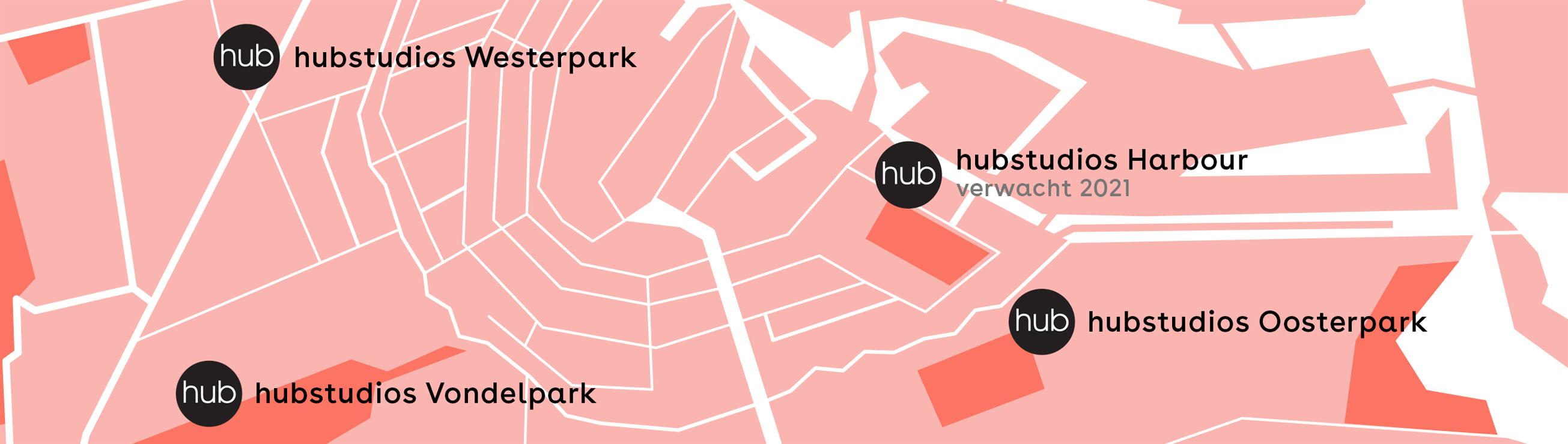 hubstudios locaties